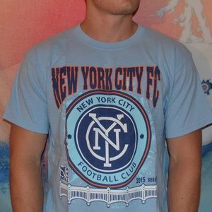 New York City FC Inaugural Season T-Shirt